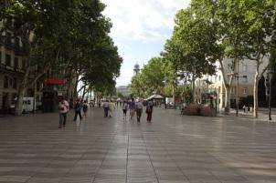 Barcelona- Ramblas 4