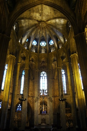 Barcelona- Cathedral 2