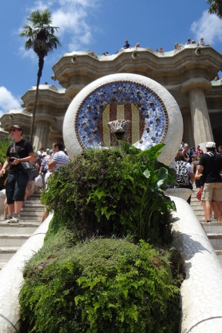 Barcelona- Parc Guell 2