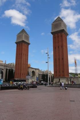 Barcelona- Placa d'Espanya 1