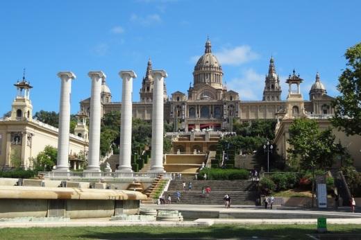 Barcelona- Placa d'Espanya 2