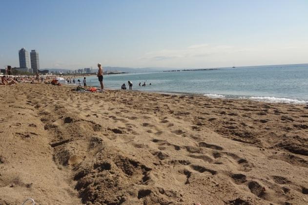 Barcelona- Beach 2