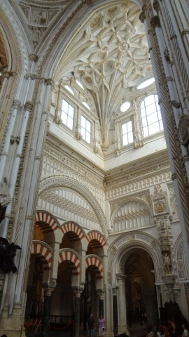 Cordoba- Mosque Cathedral