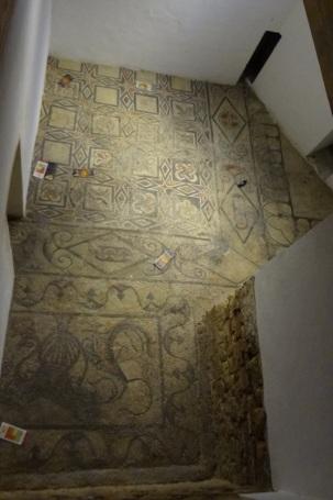 Cordoba- Ancient Church Floor