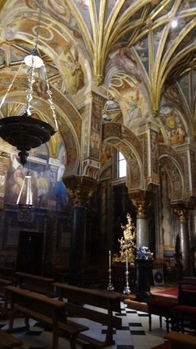 Cordoba- Side Prayer Area