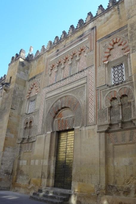 Cordoba- Mezquita Exterior
