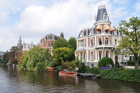 Amsterdam- Canal