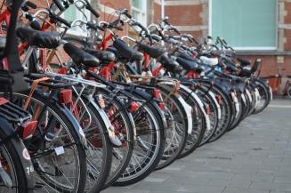 Amsterdam- Bikes