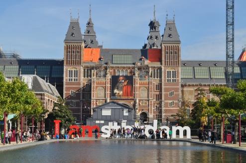 Amsterdam- Rijksmuseum