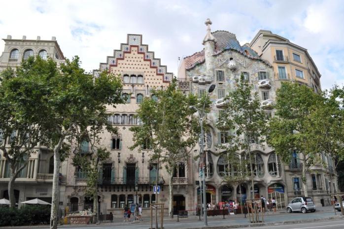 Barcelona- Block of Discord