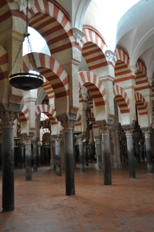 Cordoba- Arches Inside