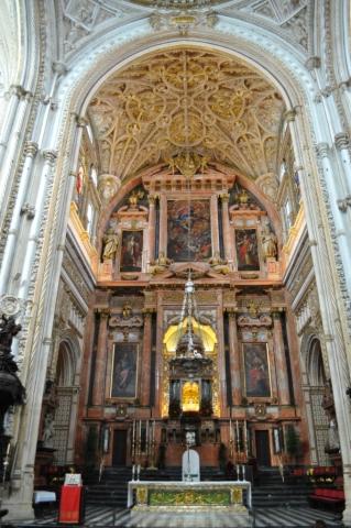 Cordoba- Cathedral 1