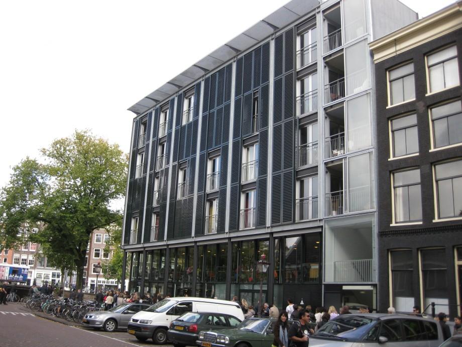 Amsterdam- Anne Frank Line