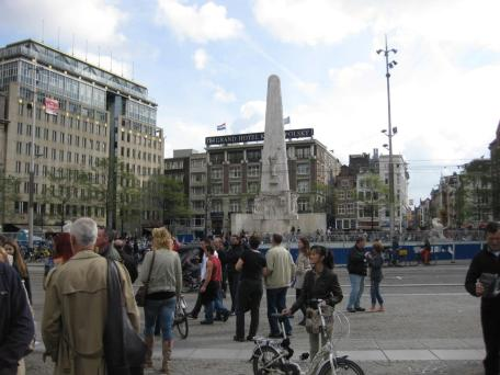Amsterdam- Dam Square 3