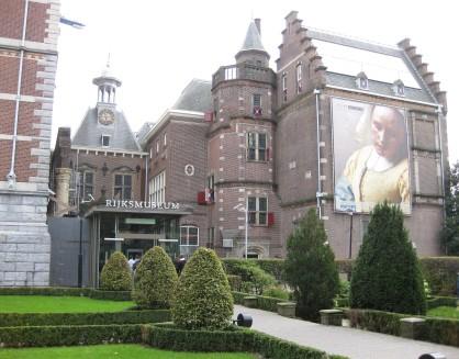 Amsterdam- Rijks