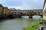 Florence- Ponte Vecchio Bridge