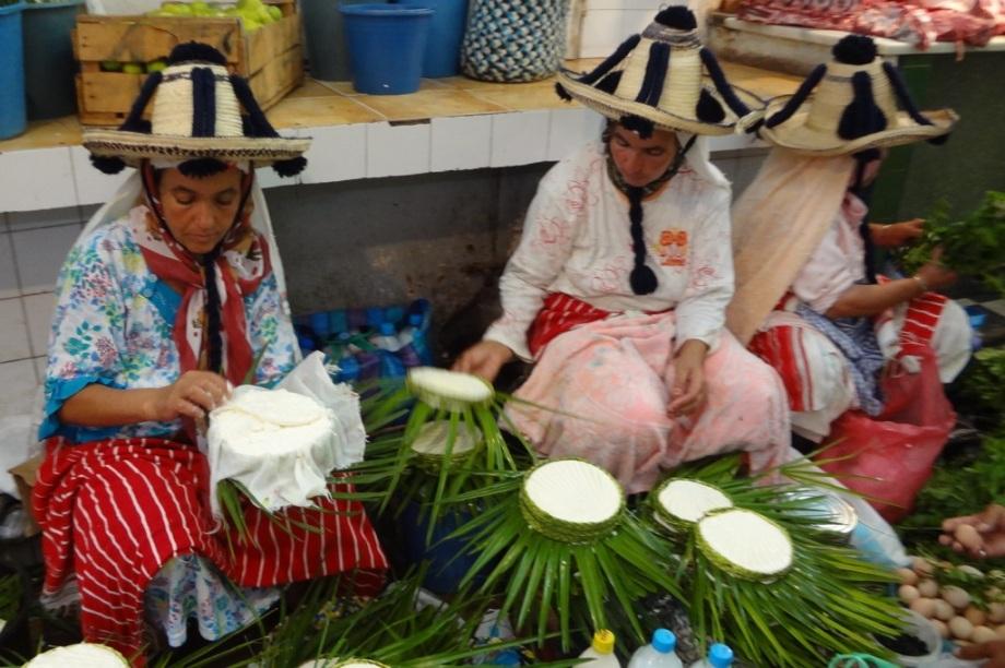 Morocco- Tangier Berber Women 1