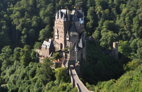 Germany: Burg Eltz Castle 2
