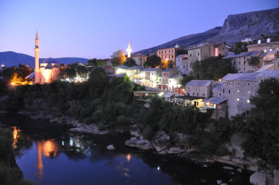 Bosnia- Mostar Neretva River 1