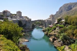 Bosnia- Mostar Old Bridge 1