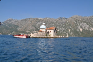 Montenegro- Perast Our Lady of the Rock 1
