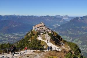 Germany: Hitler's Eagle's Nest Obersalzburg 1
