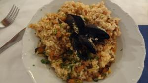Croatia- Split- Sperun Risotto