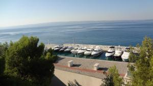 Croatia- Split- Le Meridien Lav Hotel Room View 1