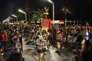 Croatia- Split- Days of Diocletian Parade 3