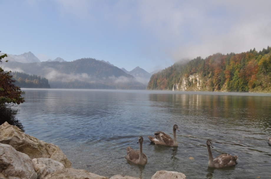 Germany-Fussen- Lake 1