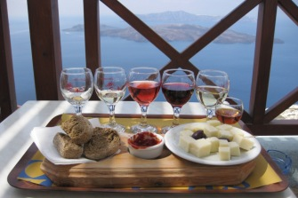 Greece- Santorini- Santo Wines 1