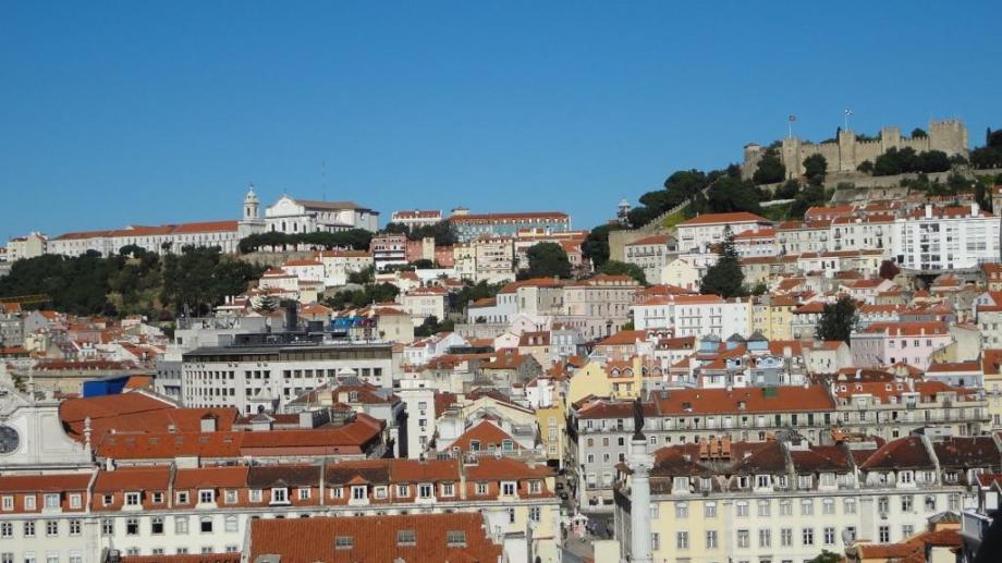 Portugal- Lisbon- Skyline 1