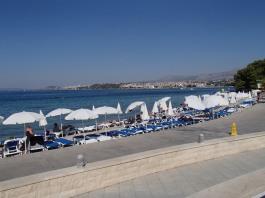 Croatia- Split- Le Meridien Lav Hotel Beach 1