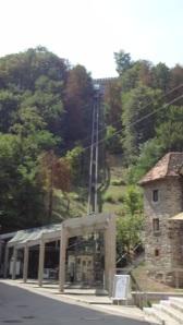 Slovenia- Ljubljana- Funicular 4