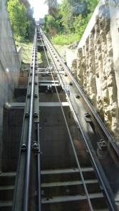 Slovenia- Ljubljana- Funicular 3
