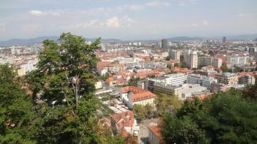 Slovenia- Ljubljana- Funicular 2