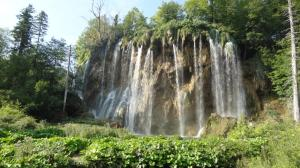 Croatia- Plitvice Lakes- Waterfall Horizontal 1