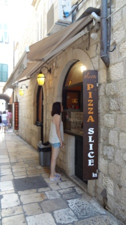Croatia- Dubrovnik- Oliva Pizzeria 1