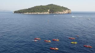 Croatia- Dubrovnik- Kayaking Tour 1