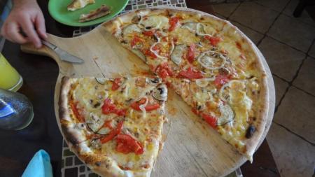 Croatia- Dubrovnik- Pizzeria Tabasco 1