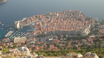 Croatia- Dubrovnik- Cable Cars 7
