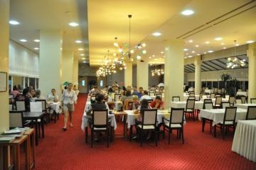 Croatia- Dubrovnik- Hotel Plitvice Restaurant 1