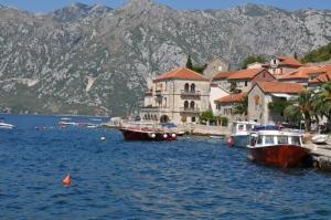 Montenegro- Perast- Orange Rooftops 1