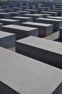 Germany- Berlin- Holocaust Memorial 1
