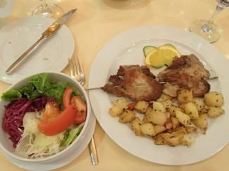 Croatia- Dubrovnik- Hotel Plitvice Restaurant 3