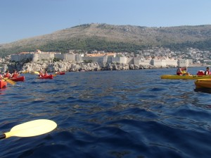 Croatia- Dubrovnik- Kayaking Tour 9