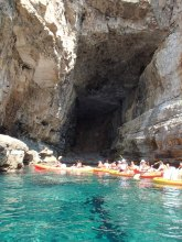 Croatia- Dubrovnik- Kayaking Tour 6