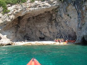 Croatia- Dubrovnik- Kayaking Tour 4