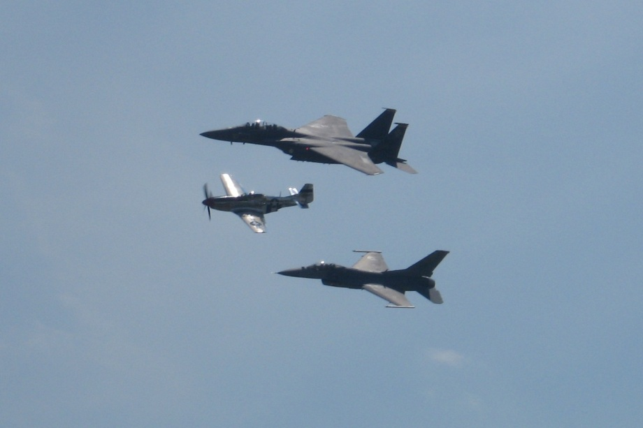 New Jersey- Air Show at McGuire AFB 1