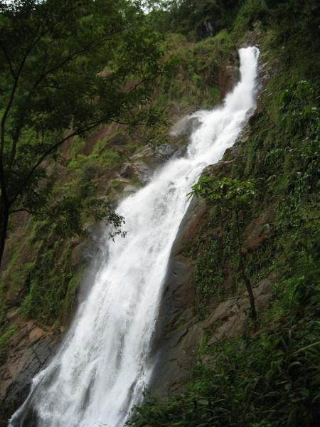 Costa Rica- Excursion- Bijagual Waterfall 1